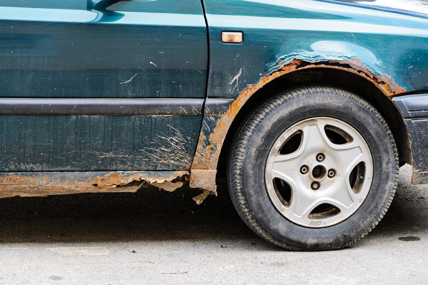 Rust – Causes, Prevention, & Solutions