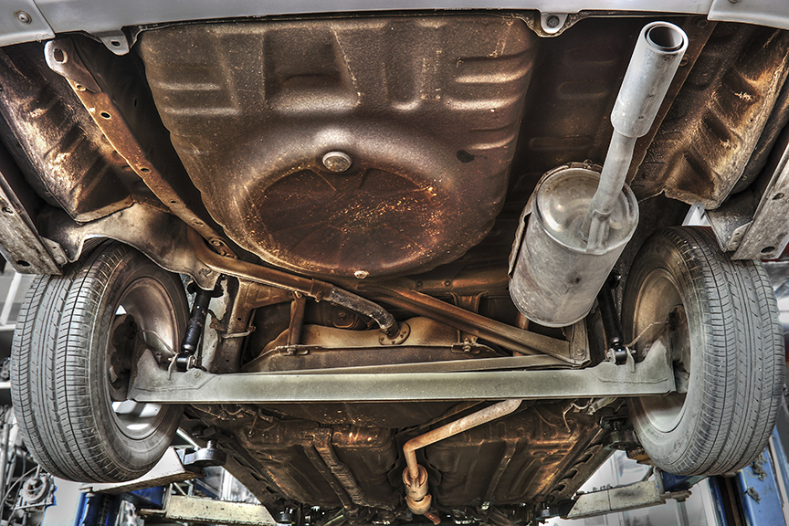 Auto Rust Proofing Services In Sussex Merton Auto Body