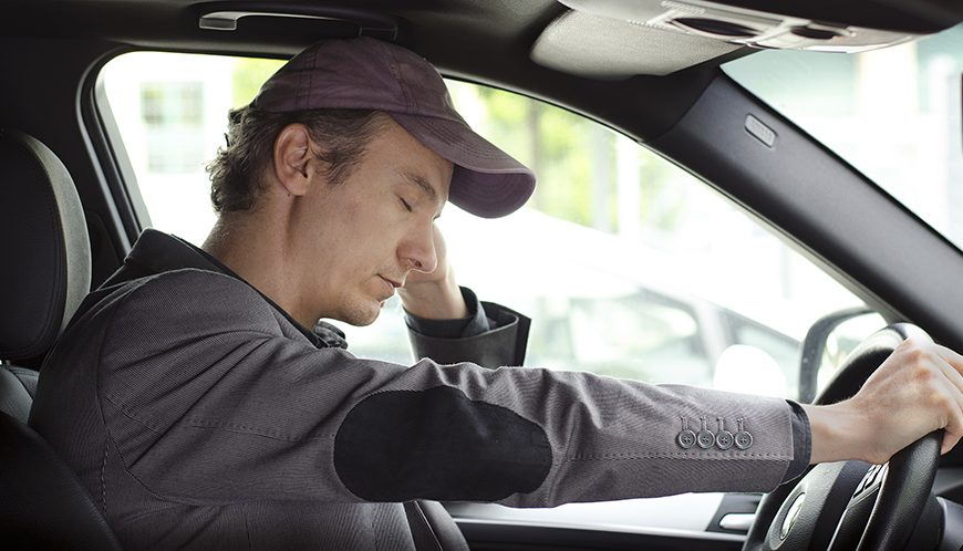 7 Ways to Avoid Falling Asleep at the Wheel