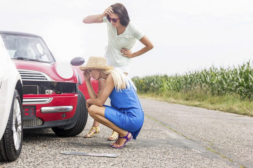 What Happens if You're Hit by an Uninsured Driver?