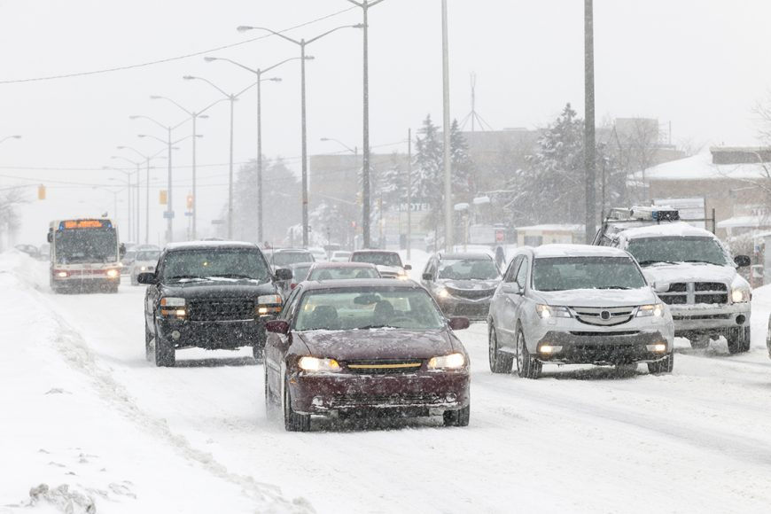 8 Winter Driving Tips