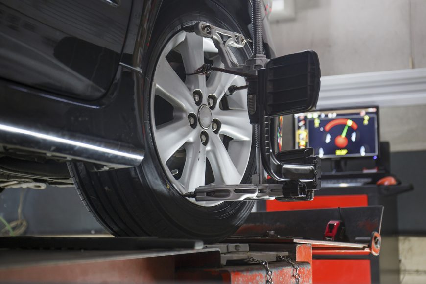 Do You Need a Wheel Alignment?