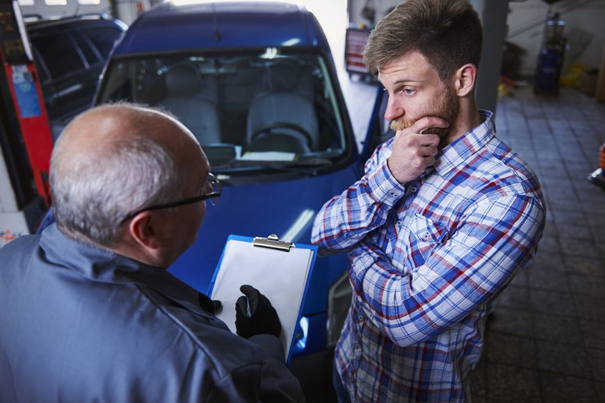 Tips for Taking Your Car to the Auto Body Shop