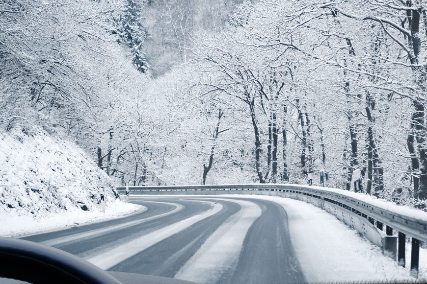 11 Tips for Driving on Snow and Ice