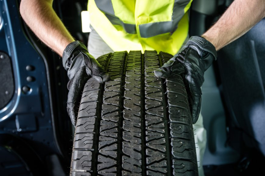 Why Do Tires Wear in Different Patterns?