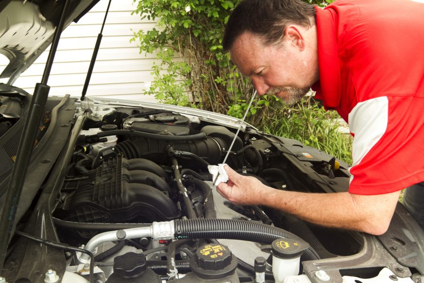 Maintaining your high-mileage vehicle