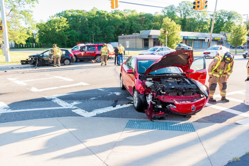 What Happens During a Car Crash?