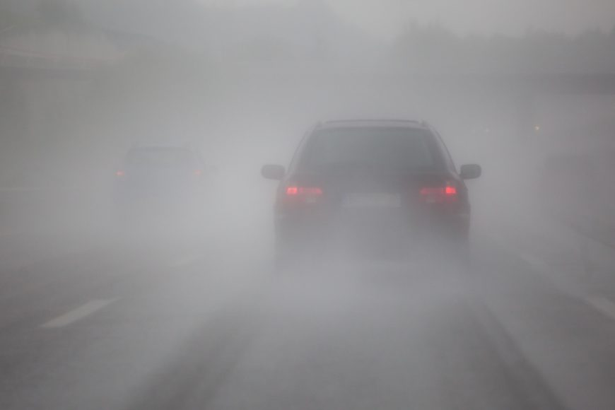 Safety Tips for Driving in Fog