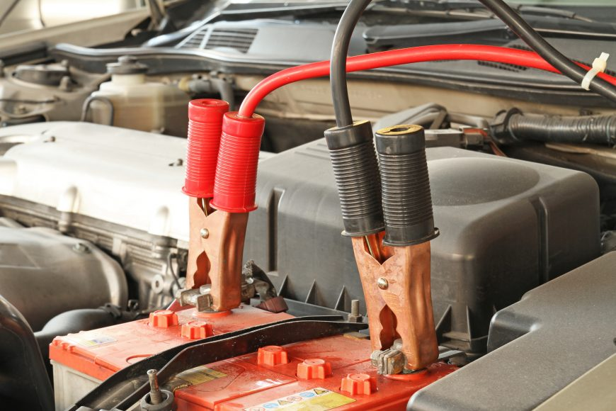 How to Jump-start Your Vehicle