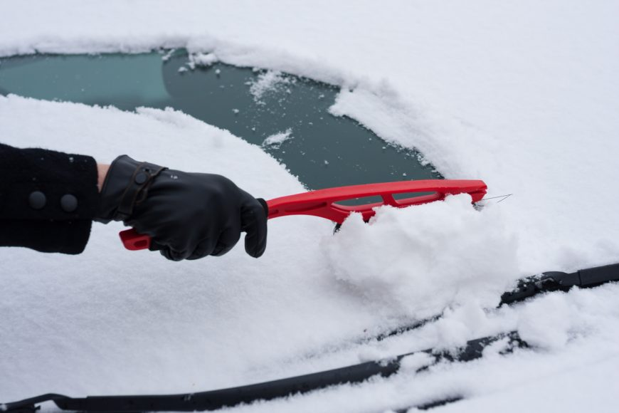 Getting Your Vehicle Ready for Wisconsin Winter