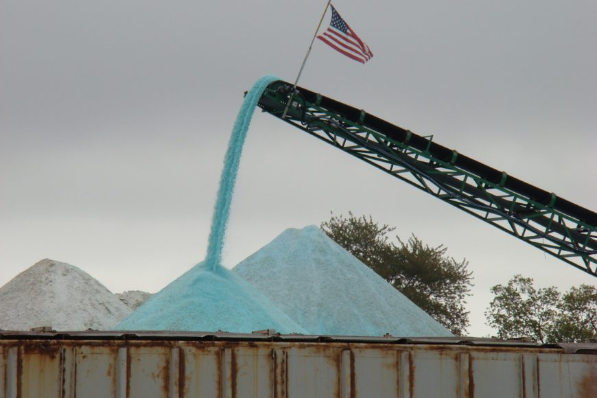 Everything You Ever Wanted to Know about Road Salt