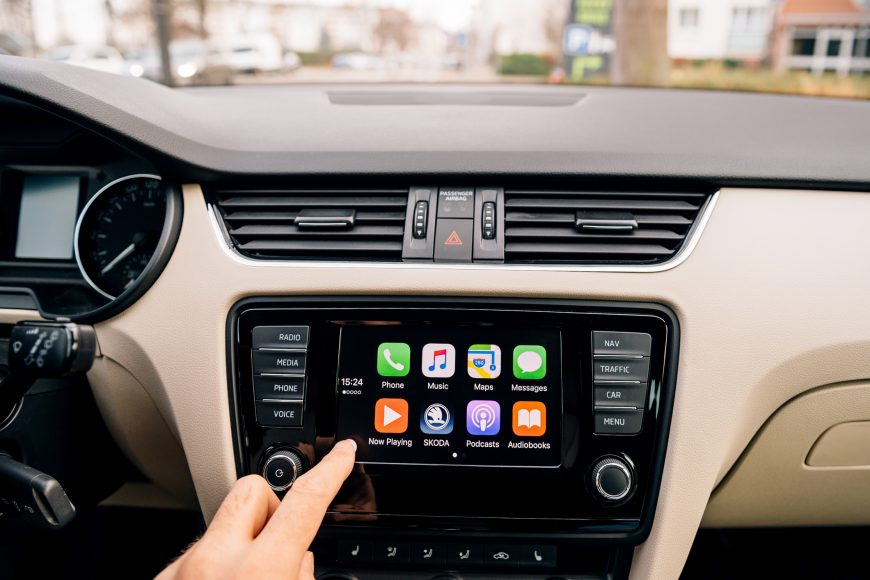 Telematics: Getting Your Smartphone to Talk to Your Car
