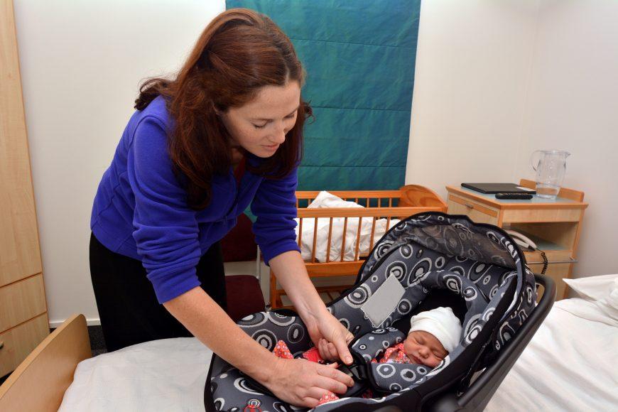 Traveling with Preemies