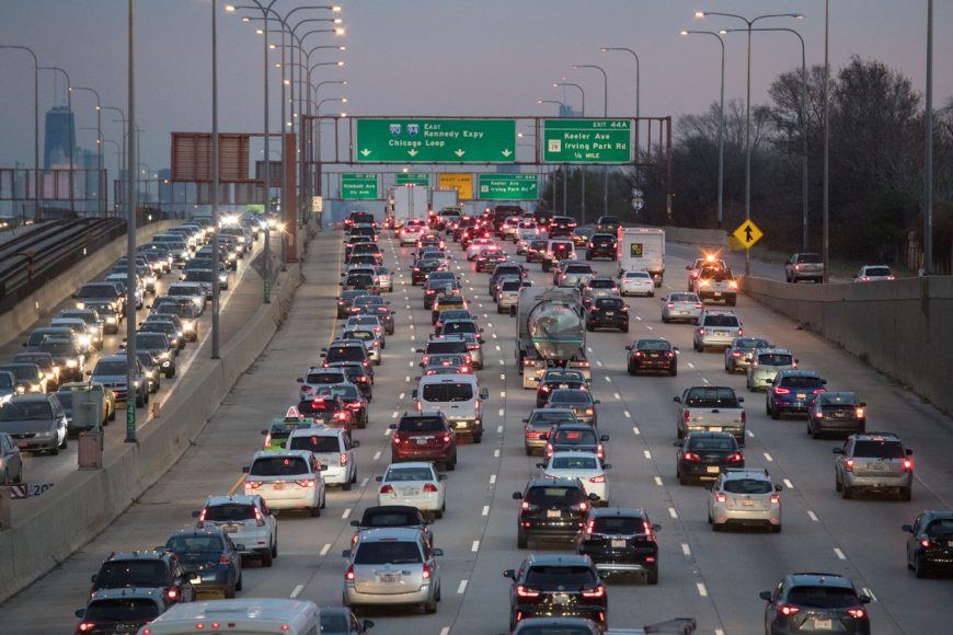 How to Make Commuting Less Stressful