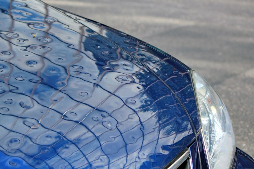 Hail Damage and Your Car: Insurance, Repair, Resale Value and Protection