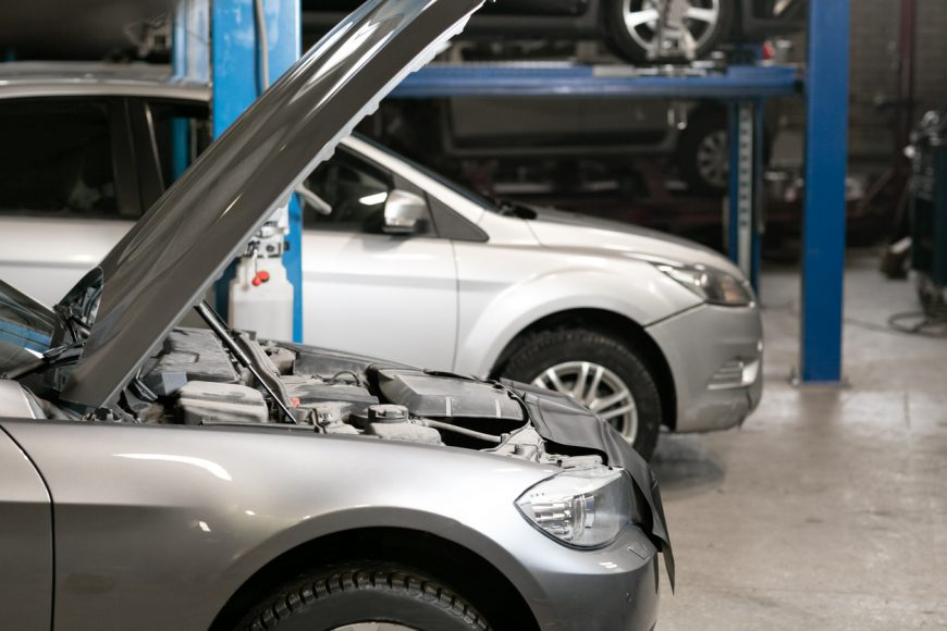 The Stages of Auto Repair