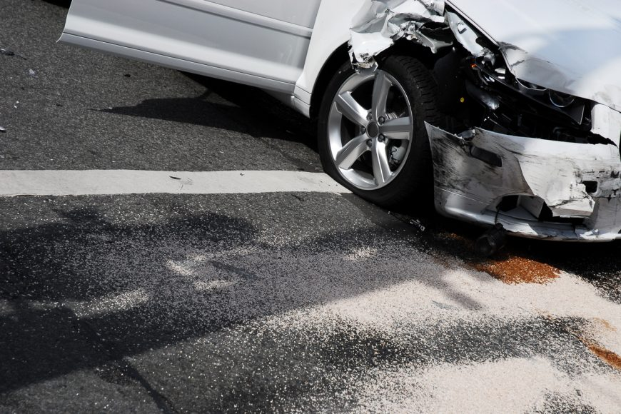 How Much Damage Can Be Caused by a Fender Bender?