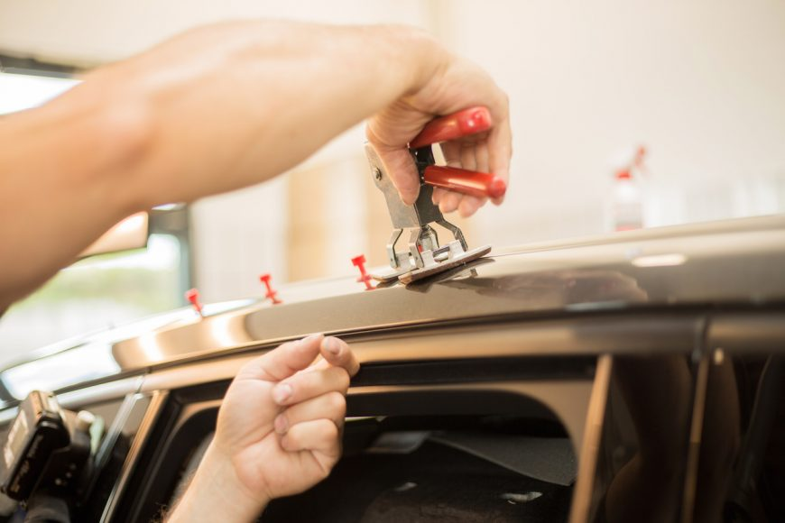 Is Paintless Dent Repair Right for Your Vehicle?