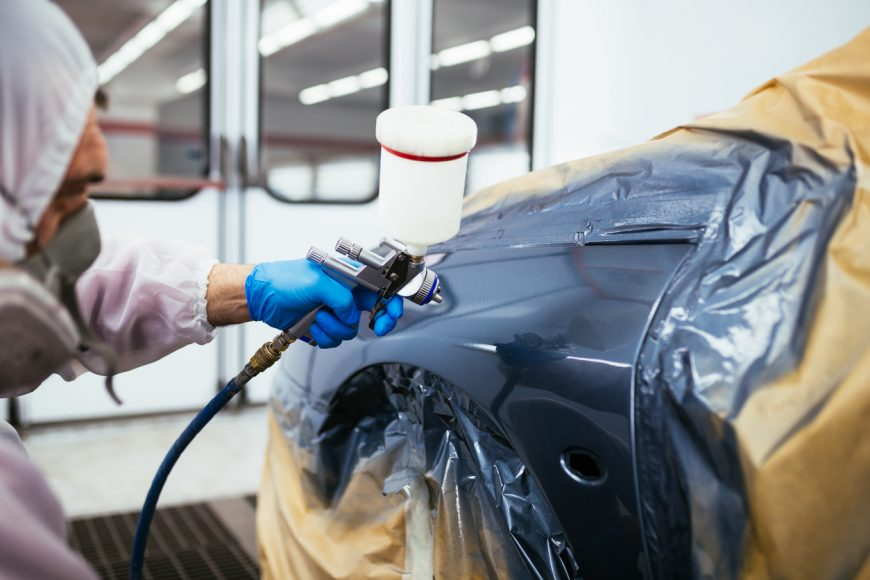 Paint Contamination: Where It Comes From and How it Harms Your Car's Finish
