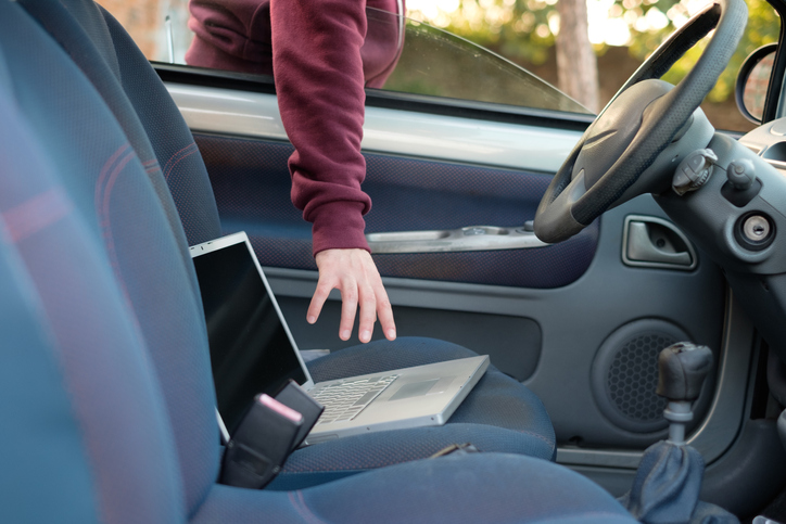 Items You Shouldn't Leave in Your Car