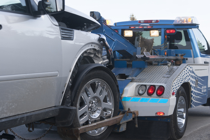 What You Need to Know about Getting Your Car Towed