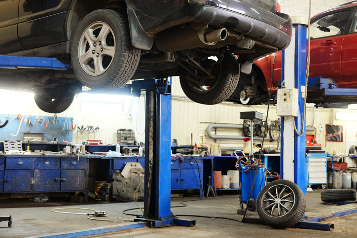 Frame Straightening: Pulling Your Car Back into Shape