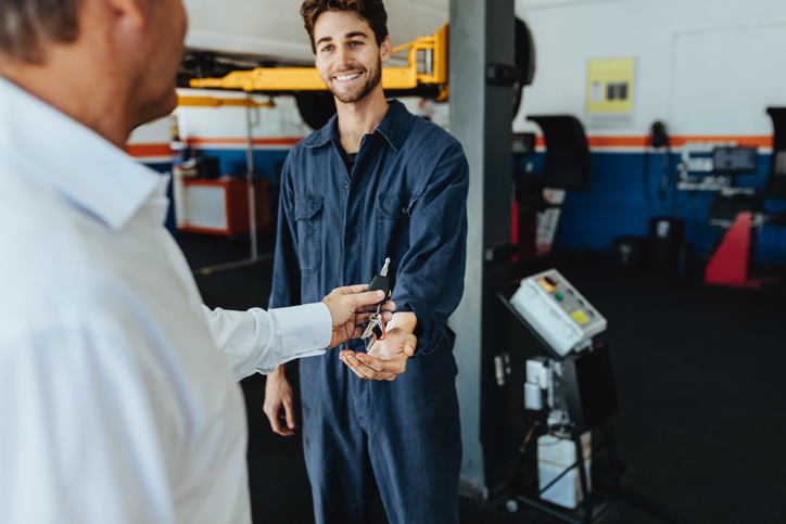 What is a Direct Repair Shop?