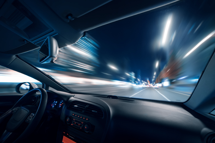 Speed and its Effect on Car Crashes