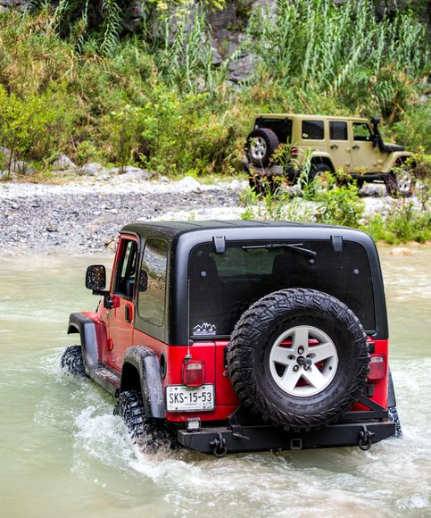 Reducing Your Risks When Off-Roading