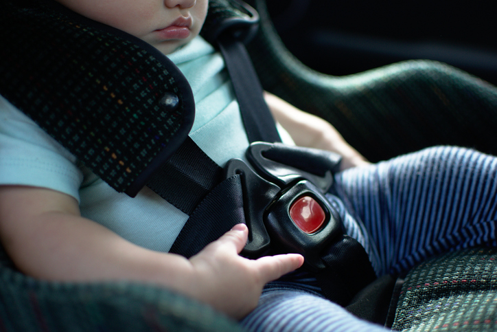 Common Mistakes We Make when Using Car Seats