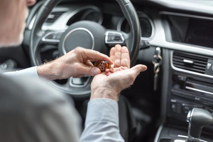 How Do Prescription Drugs Affect Driving?