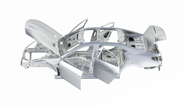 Caring for Aluminum Body Panels and Wheels